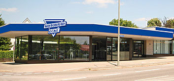 Motorrad Ecke Schwenningen