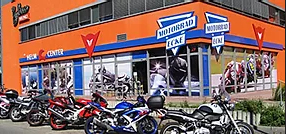 Motorrad-Ecke Singen