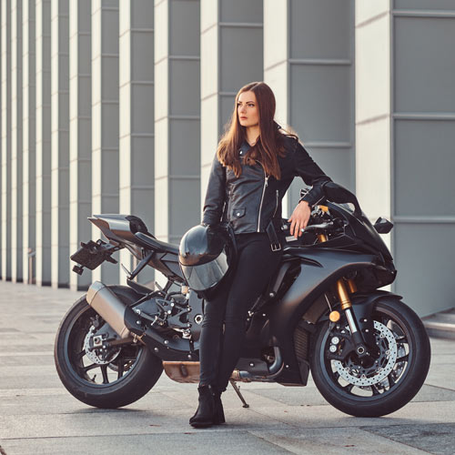 Motorradbekleidung Damen