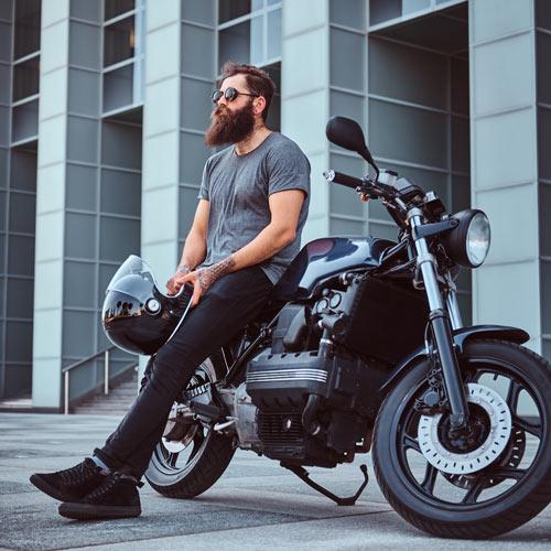 Motorradbekleidung Herren