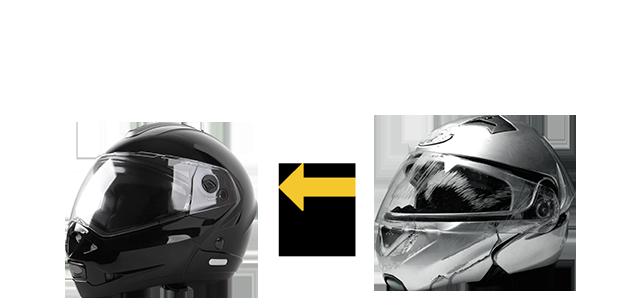 Motorradhelm Versicherung
